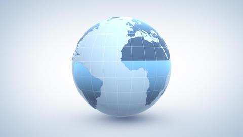 Globe Stock Video Footage