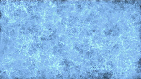blue shine steam & energy fibre optic lightning Animation