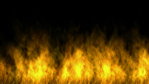 fire wall Stock Video Footage