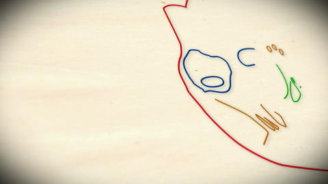 Human Heart v 2 1 Stock Video Footage
