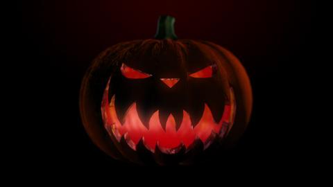 Pumpkin 1 - Halloween Party Video Background Loop Stock Video Footage
