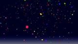 Falling Confetti Animation Animation