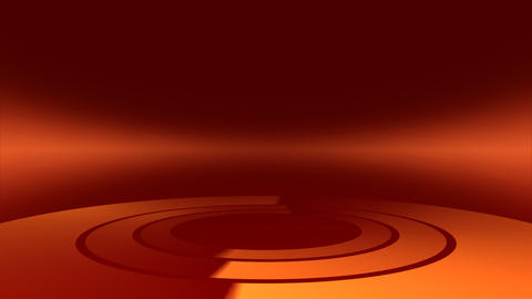 Circle Stage Ad 4 HD Stock Video Footage