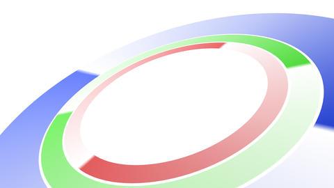 Circle Stage Ga 4 HD Stock Video Footage