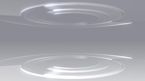 Circle Stage Aa 1b HD Stock Video Footage