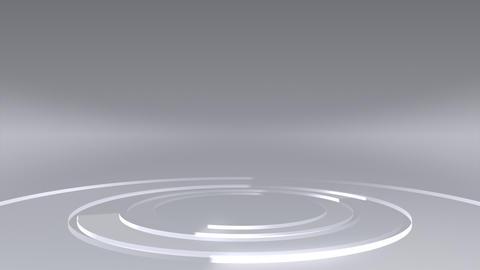 Circle Stage Aa 8b HD Stock Video Footage