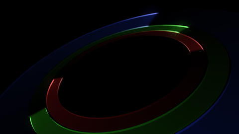 Circle Stage Gb 4b HD Animation