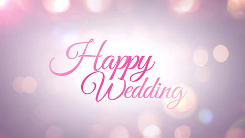 Wedding title 2 Animation