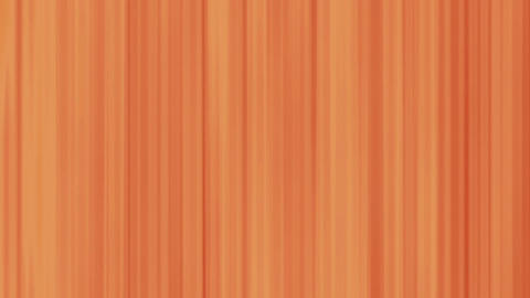 Animation Of Orange Colored Vertical Motion Lines Curtain Background Animation