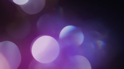 Light Leaks and Bokeh 03 Animation