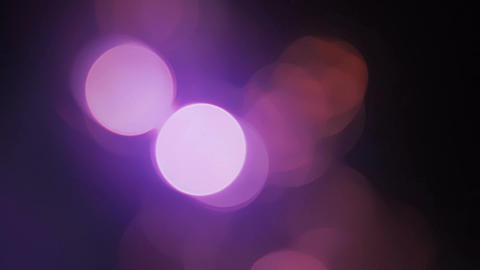 Light Leaks and Bokeh 05 Animation