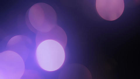 Light Leaks and Bokeh 09 Animation