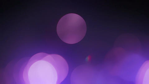 Light Leaks and Bokeh 13 Animation