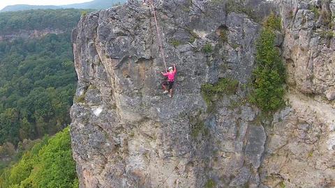 Rock climbing Image