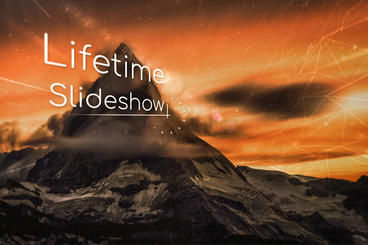 Lifetime Slideshow After Effects Template