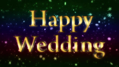 Happywedding Animation