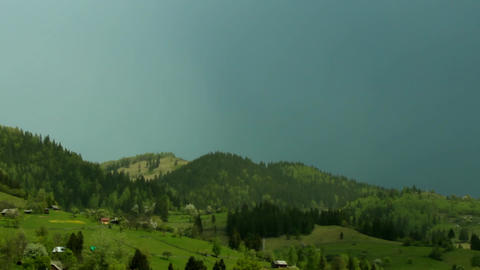 Carpathian meadows