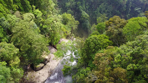 DJI MAVIC 4K Taiwan Nantou Aerial Drone Video Sun-Link-Sea Forest and Nature Res Image
