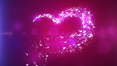 Happy Valentines Day 4K Footage