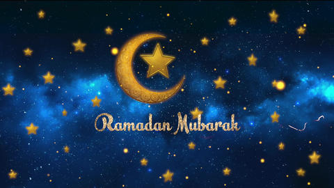 Ramadan Mubarak Greetings 画像