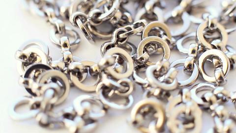 Chain Jewelry Footage
