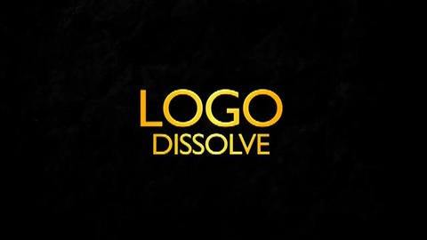 Logo Desolve After Effects Template