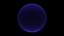 Sphere Animation CG動画素材