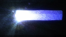 Hologram Lower Third 2 Animation