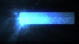 Hologram Lower Third Animation