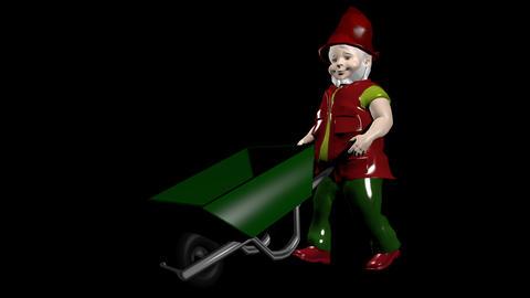 Dwarf is turning Animation