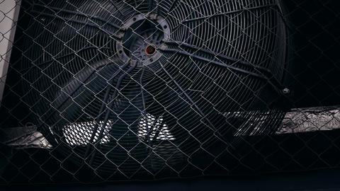 1080p Ventilation Fan Footage
