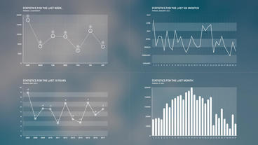 Infographic Creator After Effects Templates