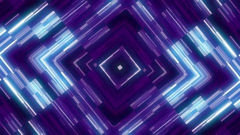 Glowing Fractal Abstract Vj Loop Animation