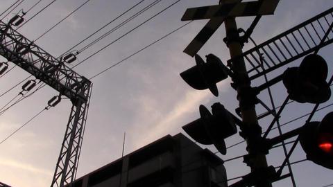 RailroadCrossing1 Filmmaterial