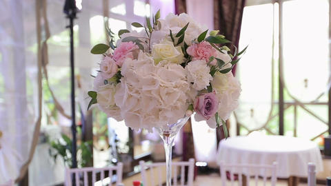 Decorations for wedding ceremony Live Action