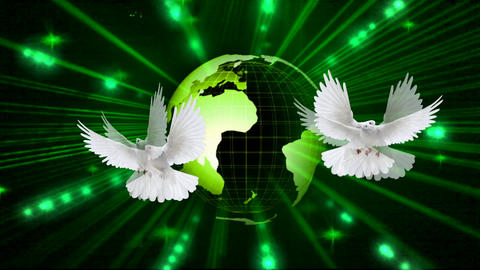 GREEN WORLD&PEACE Image