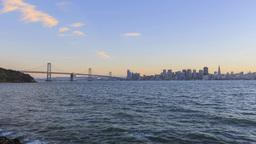 4K Timelapse of San Francisco – Oakland Bay Bridge Footage