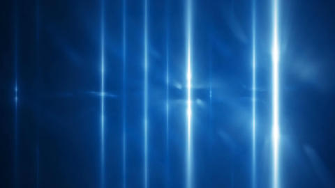 Vertical blue light stripes seamless loop abstract animation Animation