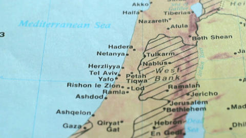 Map Time Of Jesus Christ 6 Footage