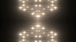 VJ Fractal gold kaleidoscopic background Animation