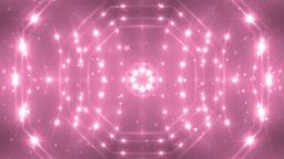 VJ Fractal pink kaleidoscopic background Animation