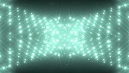VJ Fractal neon kaleidoscopic background Animation