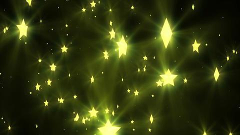 Shining stars Animation