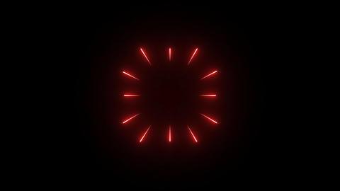 Red Light Bursts GIF