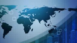 Business World CG動画素材