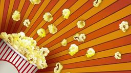 Pop Corn Animation