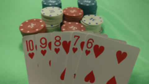 Straight flush Zoom Live Action