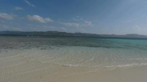 tropical paradise island Footage