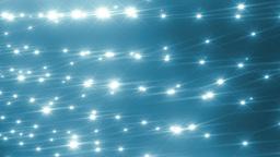 Floodlights Disco Blue Background Animation