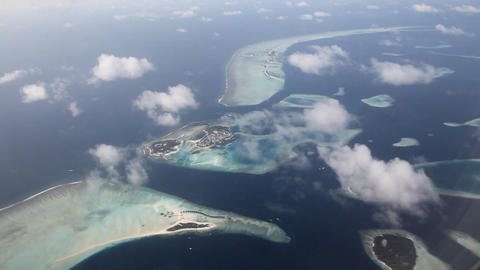 Maldives Islands Aerial Pack 1